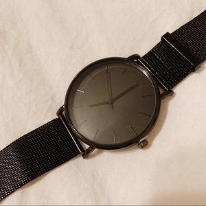 Brandy Melville Accessories - LAURENT COUTURE PARIS black watch